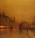 Grimshaw John Atkinson Greenock Dock