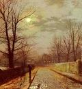 Grimshaw John Atkinson Lane In Cheshire