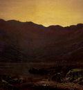 Grimshaw John Atkinson The Herons haunt