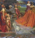 Shaw John Byam Liston Now is Pilgrim Fair Autumn s Charge