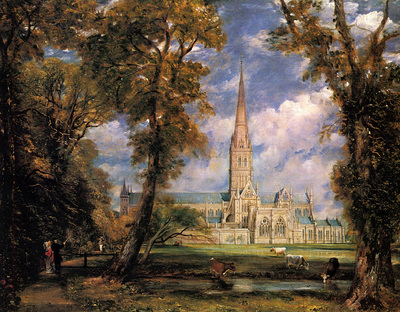 Constable John Salisbury Cathedral