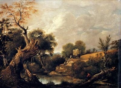 Constable John The Harvest Field