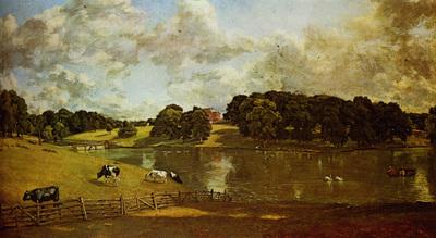 Constable John Wivenhoe Park Essex
