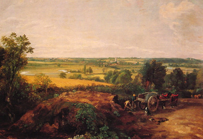 View of Dedham