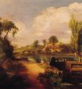 Landscape Boys Fishing