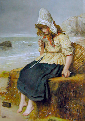 Millais Message From the Sea