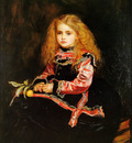 Millais John Everett A Souvenir of Velasquez