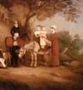 Ferneley Snr John E The Marriott Family