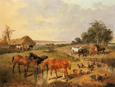Herring Jr John Frederick Country Life