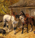 Herring Jnr  John Frederick The Farmyard2