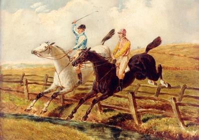 Herring Benjamin Steeplechasing