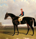 Herring Snr John Frederick Lord Chesterfields Industry With William Scott Up At Epsom