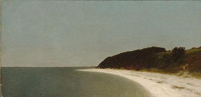 Kensett John F Eatons Neck Long Island