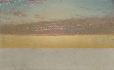 Kensett John F Sunset Sky