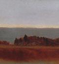 Kensett John F Salt Meadow In October