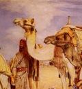 Lewis John Frederick The Greeting In the Desert, Egypt