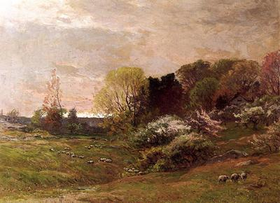 Enneking John Joseph Spring Morning