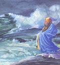 A Rishi Calling up a Storm