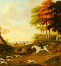 Sartorius John Nost Fox Hunting