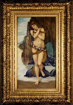Stanhope John Roddam Spencer Venus Rising From The Sea