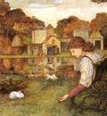 Stanhope John Roddam Spencer The White Rabbit
