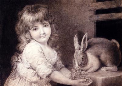 Russell John The Favourite Rabbit
