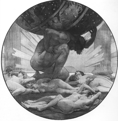 Sargent Atlas and the Hesperides