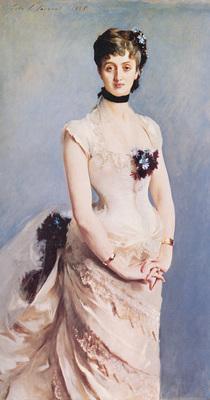 Sargent Madame Paul Poirson