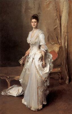Sargent Mrs Henry White