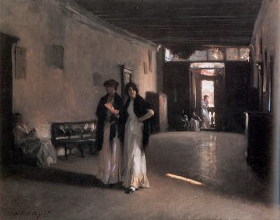 Sargent Venetian Interior