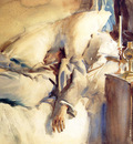 Sargent John Singer Peter Harrison Asleep
