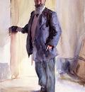 Sargent John Singer Portrait of Ambrogio Raffele
