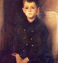 Sargent John Singer Portrait of Lancelot Allen