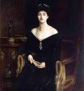 Sargent John Singer Portrait of Mrs  Ernest G  Raphael nee Florence Cecilia Sassoon