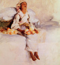 Sargent John Singer The Little Fruit Seller