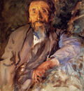 Sargent John Singer The Tramp
