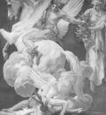 Sargent Perseus on Pegasus Slaying Medusa