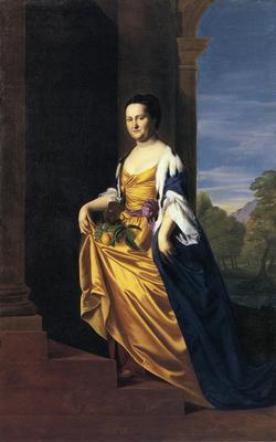 Copley John Singleton Mrs  Jeremiah Lee Martha Swett