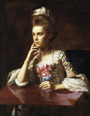 Copley John Singleton Mrs  Richard Skinner