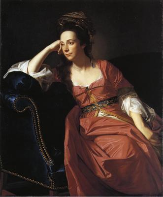 Copley John Singleton Mrs  Thomas Gage Margaret Kemble
