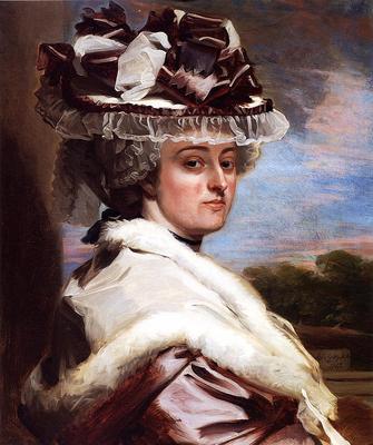 Copley John Singleton Portrait of Letitia F  Balfour