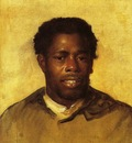 Copley John Singleton Head of a Negro