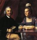 Copley John Singleton Mr  and Mrs  Isaac Winslow Jemina Debuke