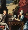 Copley John Singleton Mr  and Mrs  Ralph Izard Alice Delancey