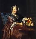 Copley John Singleton Mrs  Ezekiel Gondthwait Elizabeth Lewis