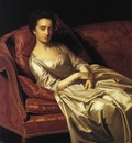 Copley John Singleton Portrait of a Lady