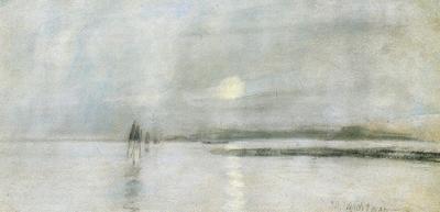 Twachtman John Moonlight Flanders