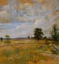 Twachtman John Connecticut Landscape