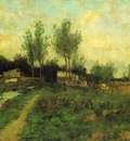 Twachtman John Country Path