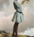 Alexander John White Geraldine Russell